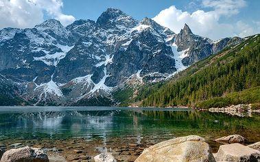 Letní dovolená ve Vysokých Tatrách