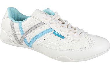 Dámské bílo-modré boty Authority