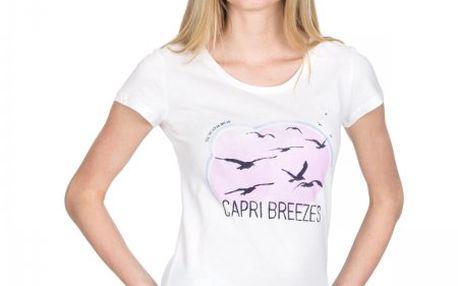 Sportovně elegantní dámské tričko z řady s. Oliver Casual
