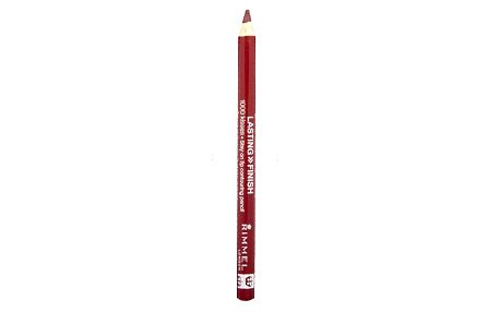 Rimmel London 1000 Kisses Stay On Lip Pencil 1,2g Tužka na rty W - Odstín 045 Cafe au Lait