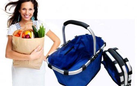 Krásný shopping košík pro elegantní nakupování se slevou 40%! Stabilní kvalita za skvělou cenu v naší dnešní nabídce!
