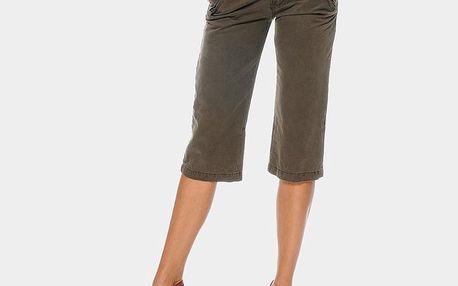 Dámské šedé kraťasy ODM Fashion