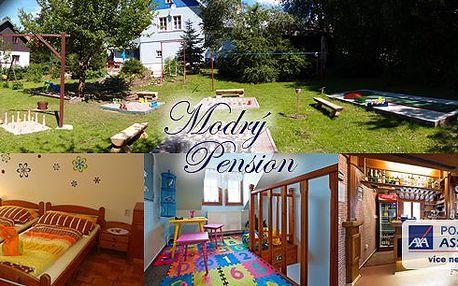 Pobyt pro 2 osoby na 3 dny s polopenzí v malebné vesničce přímo v Národním parku Krkonoše. Užijte si se svým blízkým či s celou rodinou ideální víkend plný odpočinku!