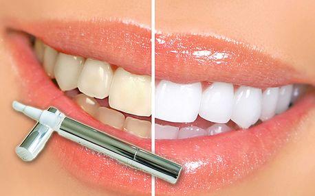 Bělicí zubní pero