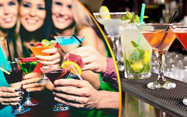 10 míchaných drinků - parádní výběr!