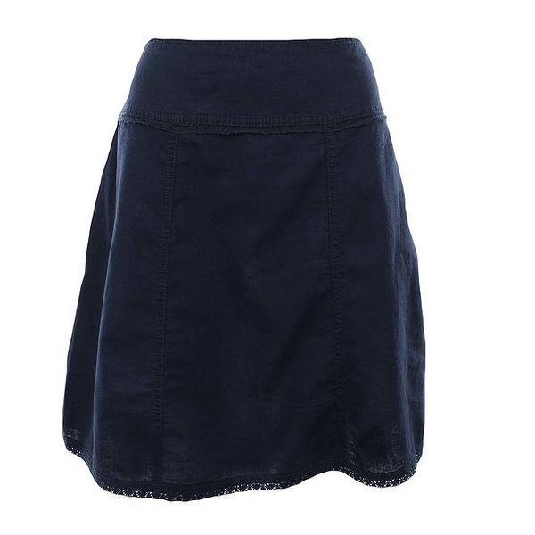 Dámská temně modrá sukně Timeout