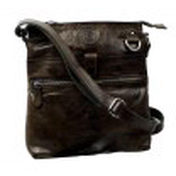 Dámská kožená kabelka Old casual 413