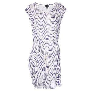 Dámské letní šaty s fialovým potiskem Bench