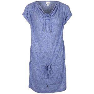 Dámské modrofialově melírované šaty Bench