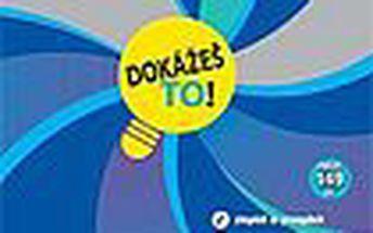 Dokážeš to! / Matematika 9 - Výklad a cvičení pro lepší znalosti v 9. třídě