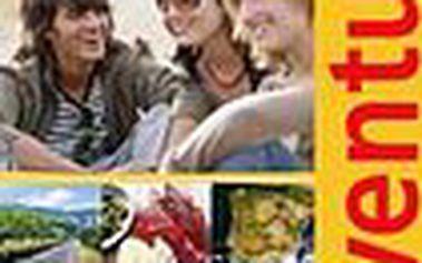 Učebnice španělštiny Aventura 1, úroveň A1+