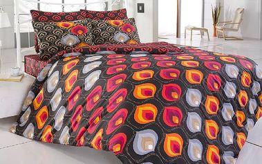 BedTex bavlna povlečení Rain 200x220 70x90