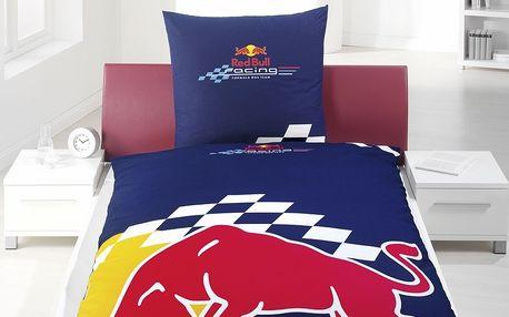 BedTex bavlna povlečení Red Bull 140x200 70x90