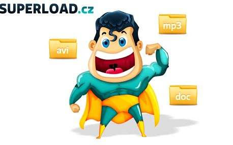 140 GB dat ke stažení od SuperLoad.cz