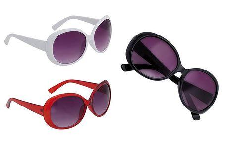"""Plastové sluneční brýle """"Bella"""""""