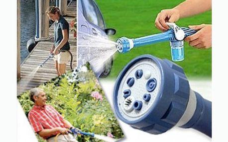 Jedinečné vodní dělo, které udrží dům, zahradní nábytek, auto či venkovní dlažbu v čistotě jen za 229 Kč.