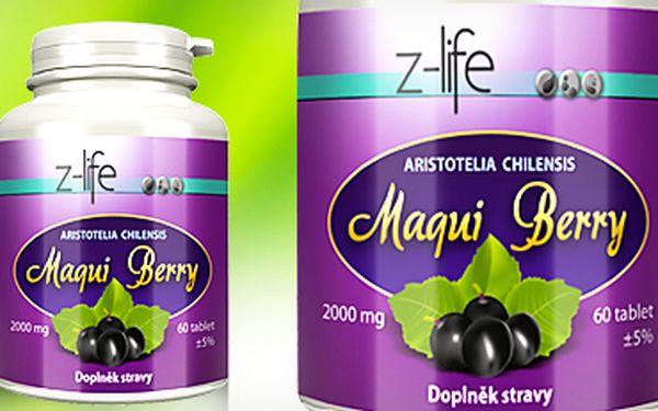 Maqui Berry: extrémně silný antioxidant, ozdravný doplněk stravy.