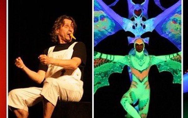 Živý Kaleidoskop – Černé divadlo pro děti