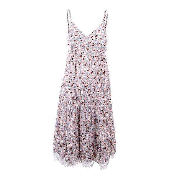 Dámské kytičkové šaty Dislay DY Design