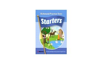 Richmond Practice Tests Starters Student´s Book with Audio CD