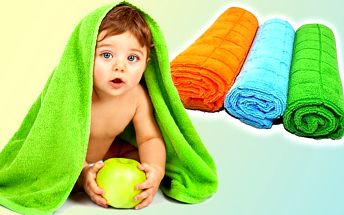 Rychleschnoucí italské ručníky s poštovným zdarma