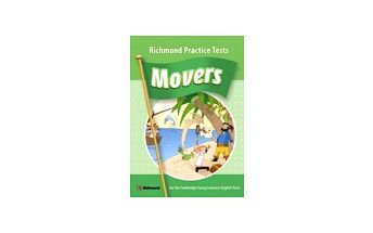 Richmond Practice Tests Movers Student´s Book with Audio CD