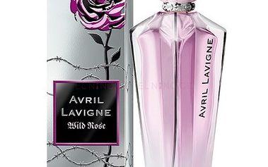 parfémová voda Avril Lavigne Wild Rose 15ml EDP