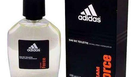 Adidas Team Force 100ml EDT M Poškozená krabička