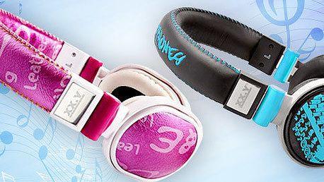 Výprodej! Designová sluchátka s dobrým zvukem