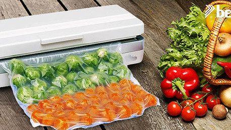 Uchovejte své potraviny dlouho svěží