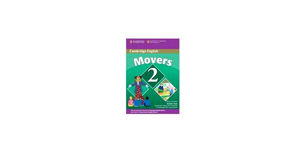 Cambridge Young Learners English Tests, 2nd Ed. Movers 2 Student´s Book