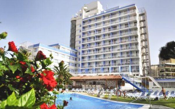 Kanárské ostrovy, oblast Tenerife, polopenze, ubytování v 4* hotelu na 15 dní