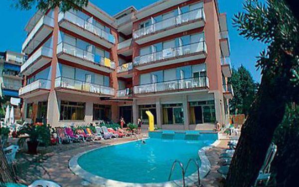 Itálie, oblast Ligurská riviéra, polopenze, ubytování v 3* hotelu na 8 dní