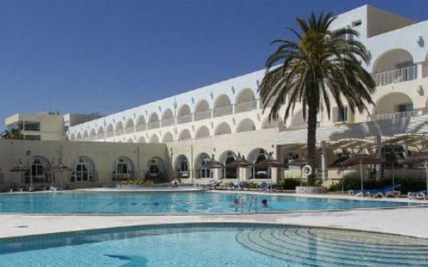 Tunisko, oblast Mahdia, all Inclusive, ubytování v 4* hotelu na 8 dní