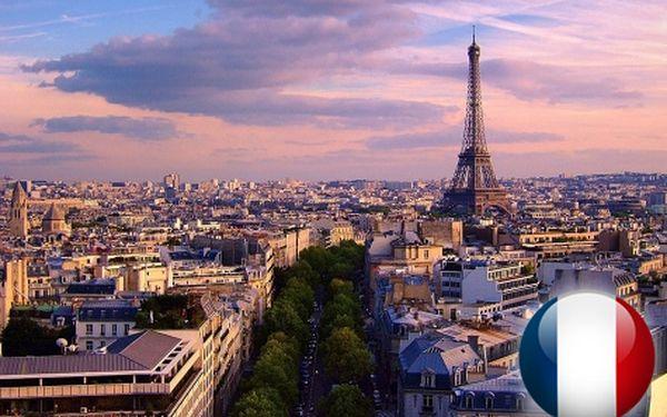 Nabitý letní zájezd do Paříže a Versailles na 4 dny - NOVÉ TERMÍNY