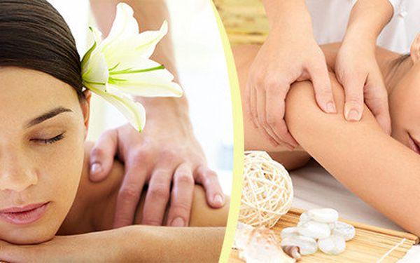 Regenerační masáž celého těla s tropickou vůní orchideje v délce 120 minut