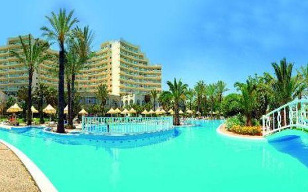 Tunisko, oblast Sousse, all Inclusive, ubytování v 4* hotelu na 8 dní