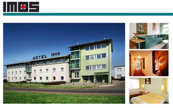 3 dny pro 2 včetně snídaní vhotelu Imos v Praze za 1359 Kč!