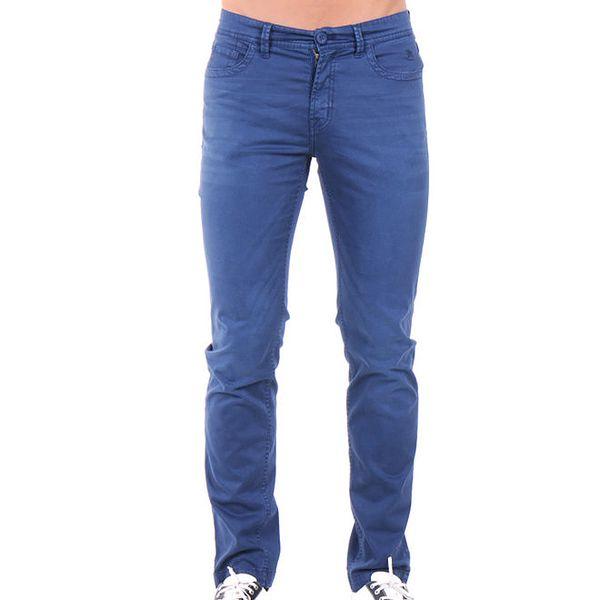 Pánské indigové kalhoty Giorgio Di Mare