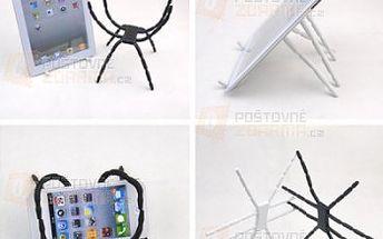 Stylový držák na mobil ve tvaru pavouka a poštovné ZDARMA! - 16210540