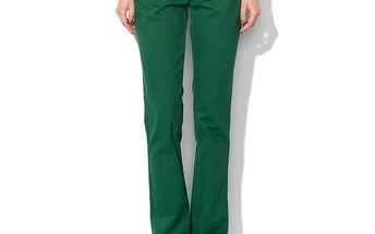 Dámské zelené kalhoty Roccobarocco