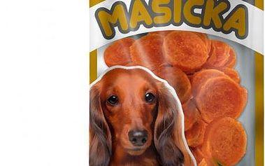 Akinu Kuřecí chipsy pro psy 5 x 75 g