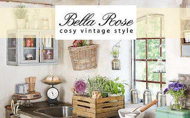 Otevřené vouchery do Bella Rose s 40% slevou
