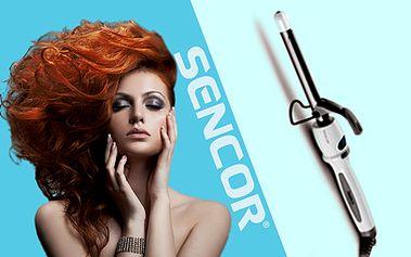 Kulma na vlasy SENCOR za 399 Kč!