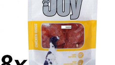 Calibra Joy Dog Chicken Rings 8 x 80g