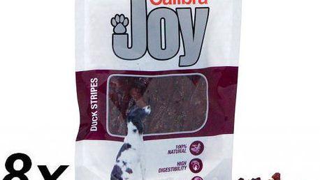 Calibra Joy Dog Duck Stripes 8 x 80 g