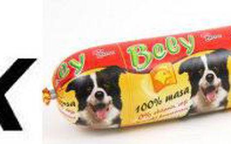 Akinu Bely salám pro psy 10 x 1 kg