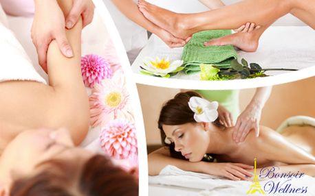 Ruční lymfatická masáž celého těla od 349 Kč! Navíc detoxikační čaj ZDARMA!