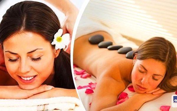 Vyberte si délku masáže a z pěti druhů masáží v Lady Linie! Těšit se můžete na: lávové kameny, klasickou, relaxační, sportovní nebo zdravotní masáž celého těla. Vhodné pro muže i ženy!