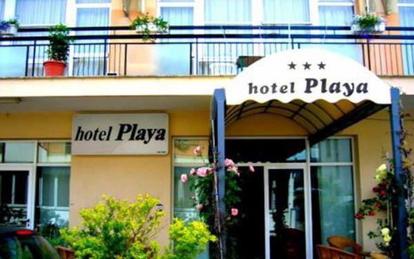 Itálie, oblast Rimini, polopenze, ubytování v 3* hotelu na 8 dní